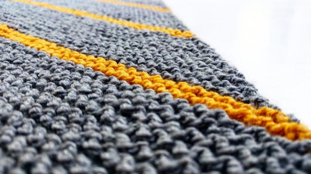 EZRA BLANKET Stripes